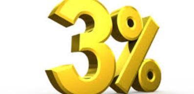 バイナリーオプションでの1回の取引額は、資金の~5%